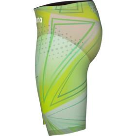 arena R-EVO ONE Jammer LTD Edition 2019 Boys green glass